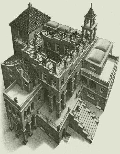 El arte de Escher (4/5)