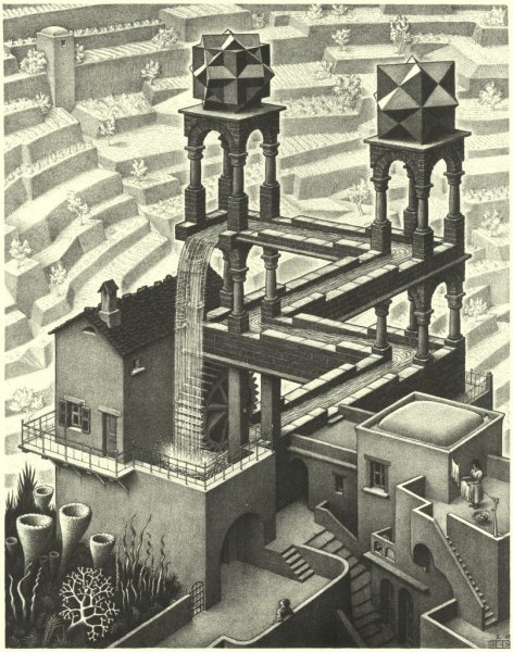 El arte de Escher (3/5)