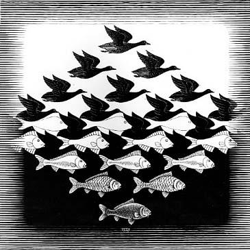 El arte de Escher (1/5)